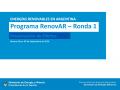 Exitosa recepción de ofertas para proyectos de generación en energías renovables